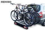 Fietsendrager 4 fietsen trekhaakmontage 60 kg_