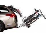 Fietsendrager Hapro Atlas 2 Blue voor 2 fietsen_