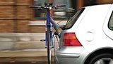 Fietsendrager achterklep Saris Solo voor 1 fiets_