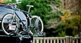 Fietsendrager voor trekhaak tbv Carbon fietsen Saris Thelma_
