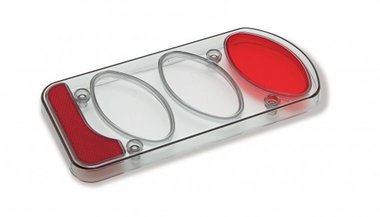 Ajba 5 functie achterlicht lens rechts - Pro-user Diamant/Bosal Tourer