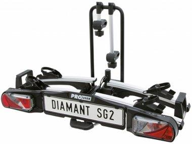Fietsendrager Diamant SG2 - Pro-User / Oris Traveller - gratis verzonden