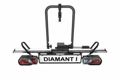 Fietsendrager trekhaak voor 1 fiets Pro-user Diamant 1