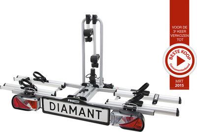 Fietsendrager Pro-User Diamant E-bike geschikt