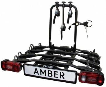Fietsendrager 4 fietsen kantelbaar Pro-User AmberIV